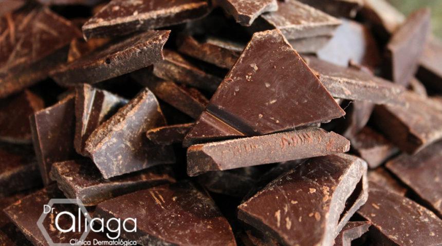 Relaciones complicadas: El chocolate y el acné